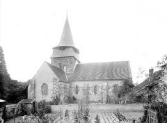 Eglise Saint-Nicolas - Ensemble nord