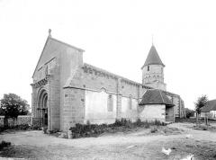 Eglise Sainte-Anne - Ensemble sud-ouest