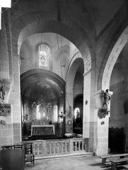 Eglise Sainte-Anne - Vue intérieure du choeur