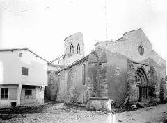Eglise Saint-Jean-Baptiste - Ensemble nord-ouest