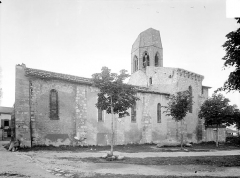 Eglise Saint-Jean-Baptiste - Ensemble sud