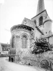 Eglise Notre-Dame - Abside, côté nord-est