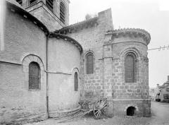 Eglise Notre-Dame - Abside, côté sud