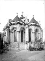 Eglise Saint-Léger - Abside, côté est
