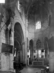 Eglise Saint-Léger - Vue intérieure du chœur, vers le nord-est