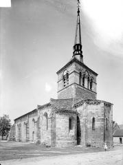 Eglise Saint-Prejet - Ensemble sud-est