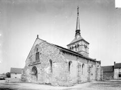 Eglise Saint-Prejet - Ensemble sud-ouest
