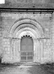 Eglise Saint-Saturnin - Portail