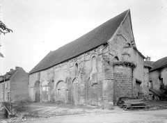 Ancienne église Saint-Marc - Ensemble sud-est