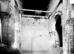 Ancienne église Saint-Marc - Vue intérieure de la nef