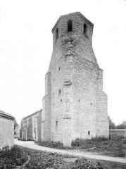 Eglise paroissiale Saint-Pierre - Ensemble nord-ouest