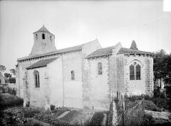 Eglise paroissiale Saint-Pierre - Ensemble sud-est