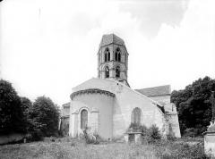 Eglise Saint-Maurice - Ensemble est