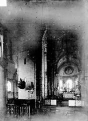 Eglise Notre-Dame - Vue intérieure du chœur