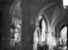 Eglise Saint-Georges - Vue intérieure de la nef