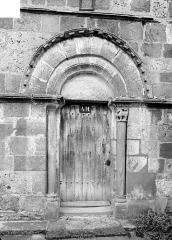 Eglise Saint-Denis - Portail sud