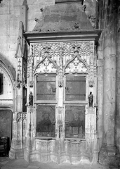 Prieuré bénédictin de Souvigny -