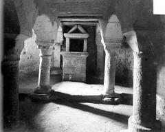 Eglise Saint-Maurice - Crypte