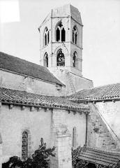 Eglise Saint-Maurice - Croisée du transept et clocher