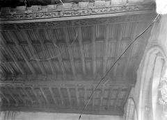 Hôtel Le Vergeur - Vue intérieure : Plafond