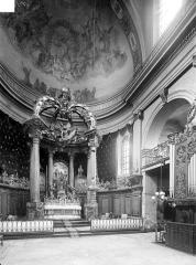 Eglise Notre-Dame ou de la Gloriette - Vue intérieure du chœur