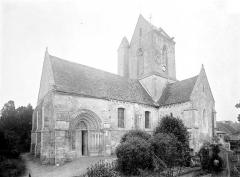 Eglise Saint-Pierre et Saint-Martin - Ensemble sud-ouest