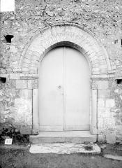 Eglise Saint-Pierre - Portail