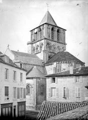 Eglise Notre-Dame-et-Saint-Junien - Angle sud-est