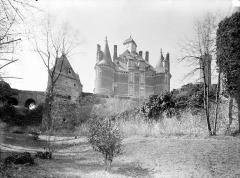 Château de Montmort - Ensemble est