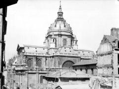 Sorbonne (La) - Chapelle : Ensemble sud
