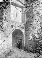Château - Porte