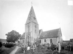 Eglise Saint-Paterne - Ensemble sud-est