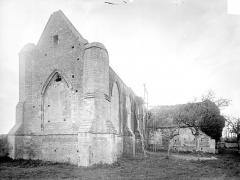 Ancienne abbaye Sainte-Marie - Eglise : Ensemble nord-est