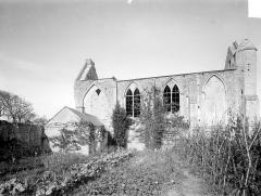 Ancienne abbaye Sainte-Marie - Eglise : Ensemble sud