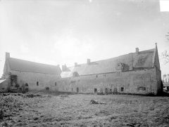 Ancienne abbaye Sainte-Marie - Bâtiments abbatiaux