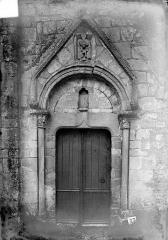 Eglise Notre-Dame - Petit portail