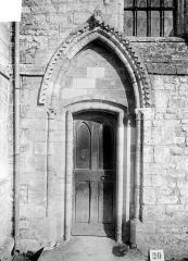 Eglise - Petit portail
