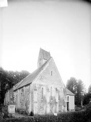 Eglise de Parfouru-l'Eclin - Ensemble sud-est