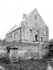 Ancienne chapelle Sainte-Christine - Vue d'ensemble