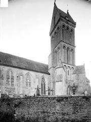 Eglise - Façade sud et clocher