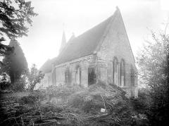 Eglise d'Aizy - Ensemble sud-est
