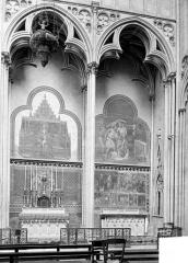 Cathédrale Notre-Dame - Vue intérieure du transept sud