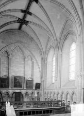 Cathédrale Notre-Dame - Salle capitulaire : vue intérieure