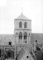 Ancienne église Notre-Dame-de-Froide-Rue ou église Saint-Sauveur - Clocher