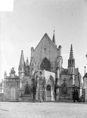 Eglise de la Trinité - Ensemble ouest