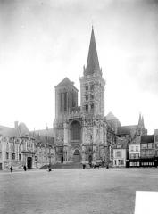 Eglise Saint-Pierre, ancienne cathédrale - Ensemble ouest