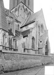 Eglise de Norrey-en-Bessin - Façade nord