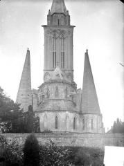 Eglise de Norrey-en-Bessin - Ensemble est
