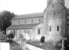 Eglise - Façade sud