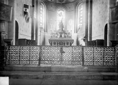 Eglise Notre-Dame - Grille du choeur